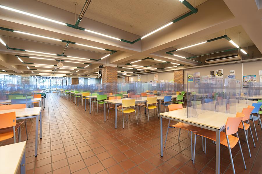 金沢文庫食堂